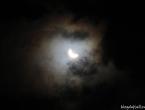 Eclipse solaire.