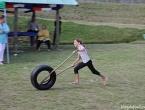 Course de pneus