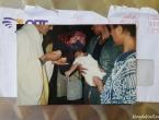 Photos du Père Pradines amenées par les gens