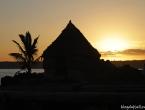 Gîte Seday, la case de l'amour au lever de soleil !