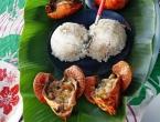 Crabe de cocotier !