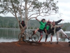 Cyclistes de choc !
