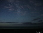 Nuit sur la Roche Percée