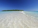 Langue de sable, à la croisée des vagues