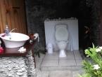 Les toilettes qui dépaysent !