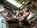 Fabrication du Kava