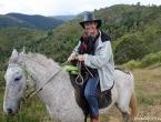 Rando à cheval dans la chaîne