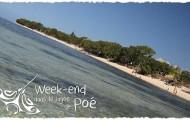 Vidéo - Week-End au lagon de Poé