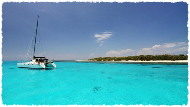 Week-End catamaran ! Îles du Sud !