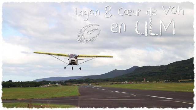 Vidéo - Lagon & Coeur de Voh en ULM