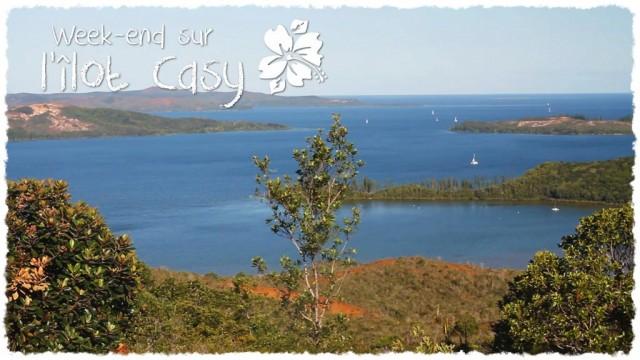 Vidéo - Week-End sur l'îlot Casy