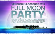 Full Moon Party sur l'Île aux Canards !