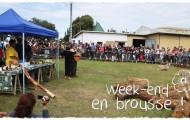 Vidéo - Week-End en brousse !