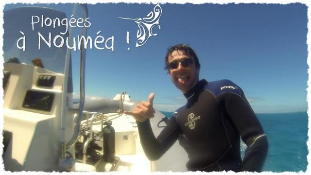 Vidéo - Plongées à Nouméa