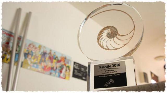 Un prix au Festival de la Foa 2014 !